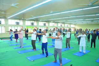 yoga day event-2