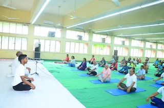 yoga day event-3